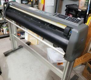 "Graphtec Cutting Pro FC5100 48"" Vinyl Cutter Plotter"