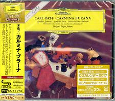 EUGEN JOCHUM (CONDUCTOR)-ORFF: CARMINA BURANA -JAPAN SHM-CD D46
