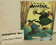 "OtBG Avatar the Last Airbender ""shells"", Legend of Korra ""Lost Pets"" Comic"