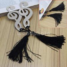 2X Música Nota Marcador de Libro Papelería Marcapáginas Marcalibros Bookmark