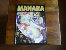 MANARA  GALERIE GALLERY OF COVERS   EDITIONS BFB  EO