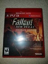Fallout: New Vegas -- Ultimate Edition (Sony PlayStation 3, 2012) PS3 Brand New
