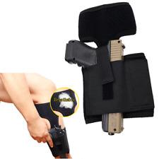 Tactical Gun Holster Molle Modular Pistol Ankle Holster for Right Handed Shooter