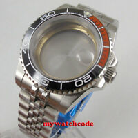 40mm 316L steel automatic Watch Case fit ETA 2824 2836 8215 MOVEMENT