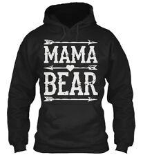 Soft Mama Bear - Gildan Hoodie Sweatshirt Gildan Hoodie Sweatshirt