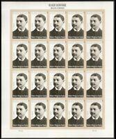 Robert Robinson Taylor Sheet of 20 Forever U.S. Postage Stamps Scott 4958