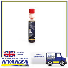 MANNOL DPF CLEANER CLEANS DIESEL PARTICALE FILTERS WITHOUT REMOVAL 250ML