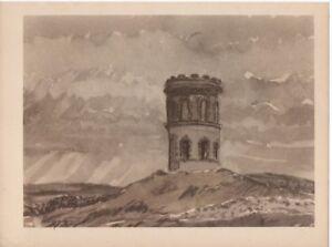 Print Solomon's Temple Buxton by Karl Hagedorn 1946