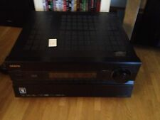 Onkyo AV-Receiver TX-NR807 (Verstärker,Stereo-Anlage,Heimkino-Anlage)