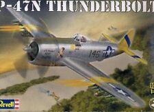 Avion de chasse REPUBLIC P-47N THUNDERBOLT - Kit Revell/Monogram 1/48 n° 15314