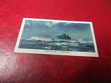 1939 Players Cigarettes Card #22 - French Sub. Surcouf