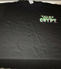 """1990's Vintage Tales From The Crypt """"HALLOWSCREAM"""" horror T-Shirt LG UNWORN HBO"""