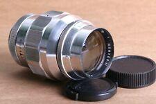 Jupiter 11 M39 Lens 4/135 Jupiter-11 Lens Lens 1:4 for = 135mm Made in USSR