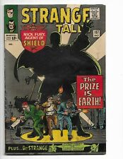 STRANGE TALES 137 - G/VG 3.0 - DR. STRANGE - NICK FURY - ANCIENT ONE (1965)