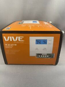 VIVE PTAC TP-N-631W Wireless Thermostat Non-Programmable New In Open box