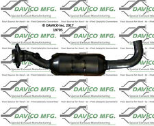 Catalytic Converter-Exact-Fit Left Davico Exc CA fits 11-14 Ford F-150 3.7L-V6