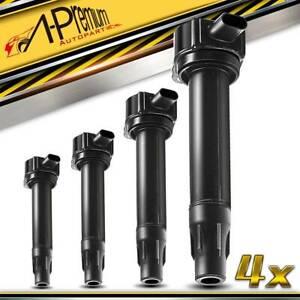 4x A-Premium Ignition Coil for Jeep Compass Patriot Chrysler Sebring Dodge 07-14