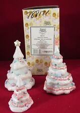 PRECIOUS MOMENTS PRECIOUS SCAPES CHRISTMAS TREE ACCESSORIES 788171 FIGURINE