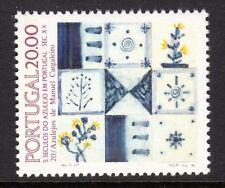 Portugal - 1985 Tiles - Mi. 1675 MNH
