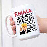 Personalized Funny President Donald Trump Coffee Tea Mug Gift You are a Terrific