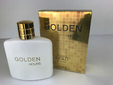 GOLDEN HOURS SECRET PLUS OUR VERSION OF GOLD JAY-Z  3.4 OZ NEW IN SEALED BOX