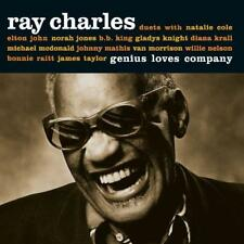 Ray CHARLES-Ray Charles: GENIUS Loves Company - 10th ANNIVERS (NUOVO VINILE LP 2)