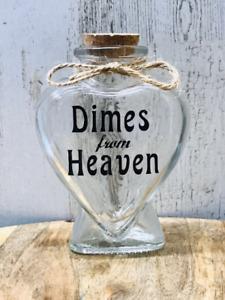 Dimes from Heaven Jar