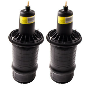 2 For Land Rover Range Rover P38 - FRONT- Air Suspension Spring Bags - REB101740