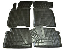 Chevrolet LACETTI 2004- 4d 5d Rubber Car Floor Mats All Weather Alfombrillas
