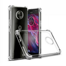For Moto G5 G5plus G5s G6 G7Play X4 Anti Impact Corner Protective Gel case cover
