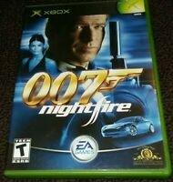 007: NightFire - Original Xbox Video Game