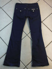 "HUDSON ""BOOT CUT"" E.U.C. WOMEN'S DENIM BLUE JEANS. SIZE 26 INSEAM 30"