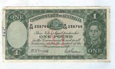 Austalia - one pound 1942