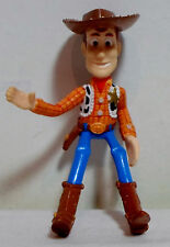 Disney Toy Story Woody Sitting 3.5' Pvc Figure Figurine Misses Stand