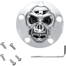 3d Skull Tapa de encendido PUNTO Funda ,F. HARLEY - DAVIDSON TWIN CAM 99 - HOY