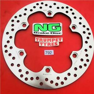 HONDA 400 NS R 88 NG FRONT BRAKE DISC GENUINE OE QUALITY UPGRADE 792