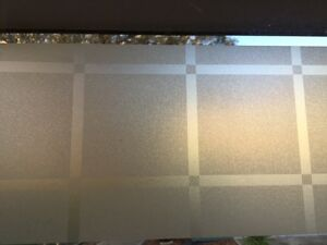 Alkor Transparent Squares 781105 Self Adhesive Foil 45cm x 5m Made in Germany
