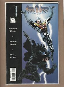 Stormwatch #4 - 1st Apollo and Midnighter - NM