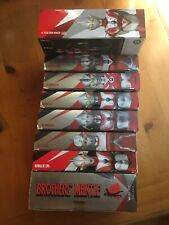 Bandai Ultra Act Ultraman Ultra Brothers Lot of 7 with Brothers Mantle