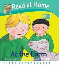 READ AT HOME _ AT THE FARM HB _ RODERICK HUNT _ BRAND NEW __ FREEPOST UK