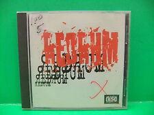 Redrum Noddin / Country Muthaf**kas 2001 Demo CD St Louis Rap Spark & Sin