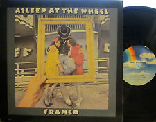 Asleep at the Wheel - Framed  (MCA 5131) (PS) (with a lyrics Poster) ('80)