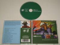 THE ROUGH GUIDE TO/BRAZILIAN HIP-HOP/ARTISTI VARI(RGNET 1141 CD) CD ALBUM