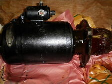 "1 - NOS WW2 G.E., Sperry 60"" Search Light Hercules JXD 6 Volt Starter Motor"