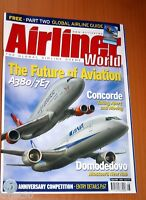 Airliner World Magazine 2004 August EAE,Concorde,A380,787,767