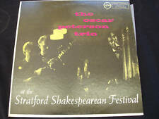 THE OSCAR PETERSON TRIO At the Stratford festival  LP