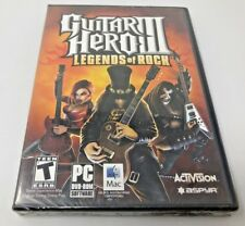 Guitar Hero III: Legends of Rock PC / MAC - BRAND NEW / SEALED -