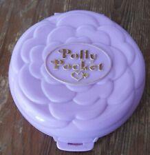 polly pocket princess 1993 sans les personnages tbe boite violette