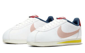 """Nike Classic Cortez - Leather - """"Coral Stardust"""" - Women's Size 8 - (807471-114)"""