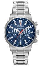 Swiss Military Hanowa Horizon multifunction 06-5285.04.003 reloj hombre de acero inoxidable